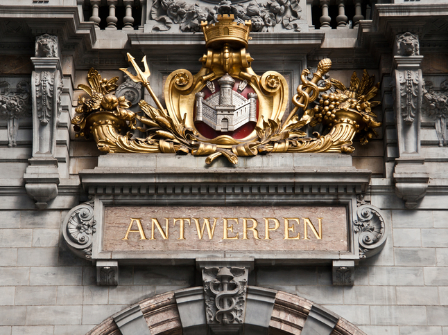Antwerp Central Station 646x484