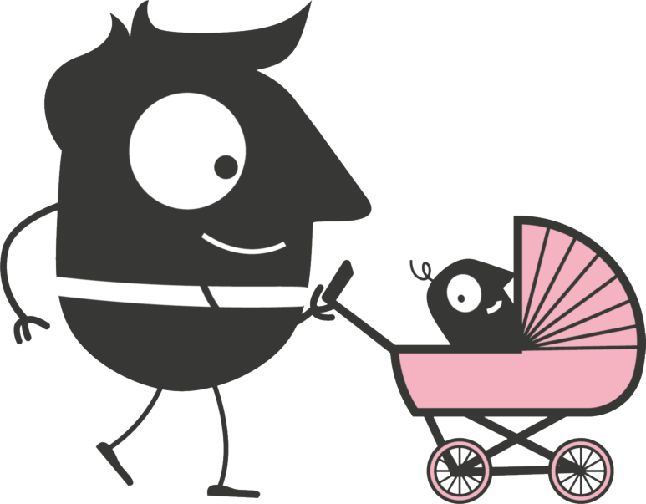 06 EMW Pedestrian Male with Baby Carriage.png